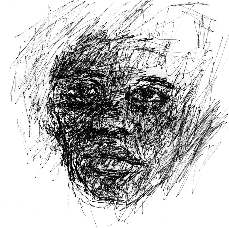 Fleur Elise Noble - Pen Drawing 12