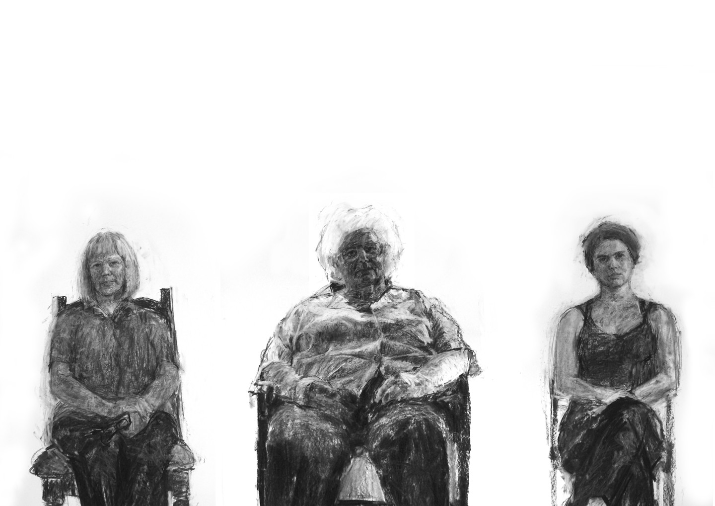 Fleur Elise Noble - My Mum, My Grandma and Me