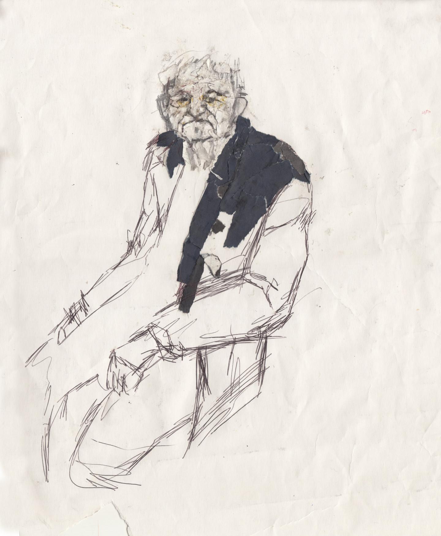 Fleur Elise Noble - Old Man