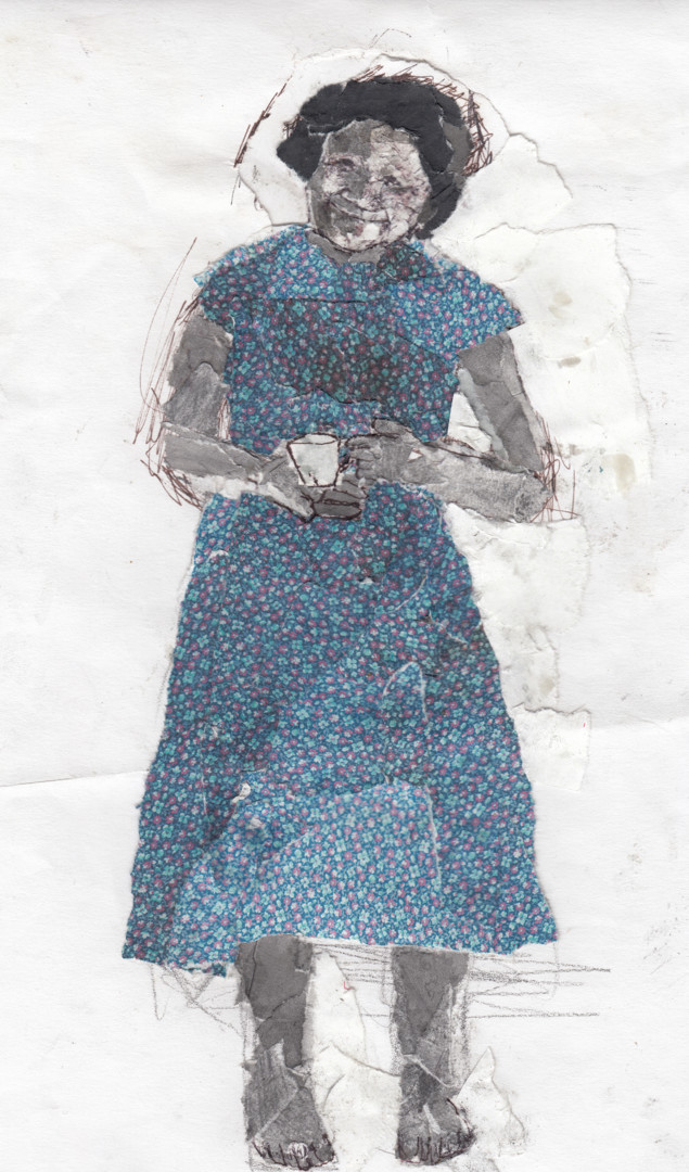 Fleur Elise Noble - Tea Lady