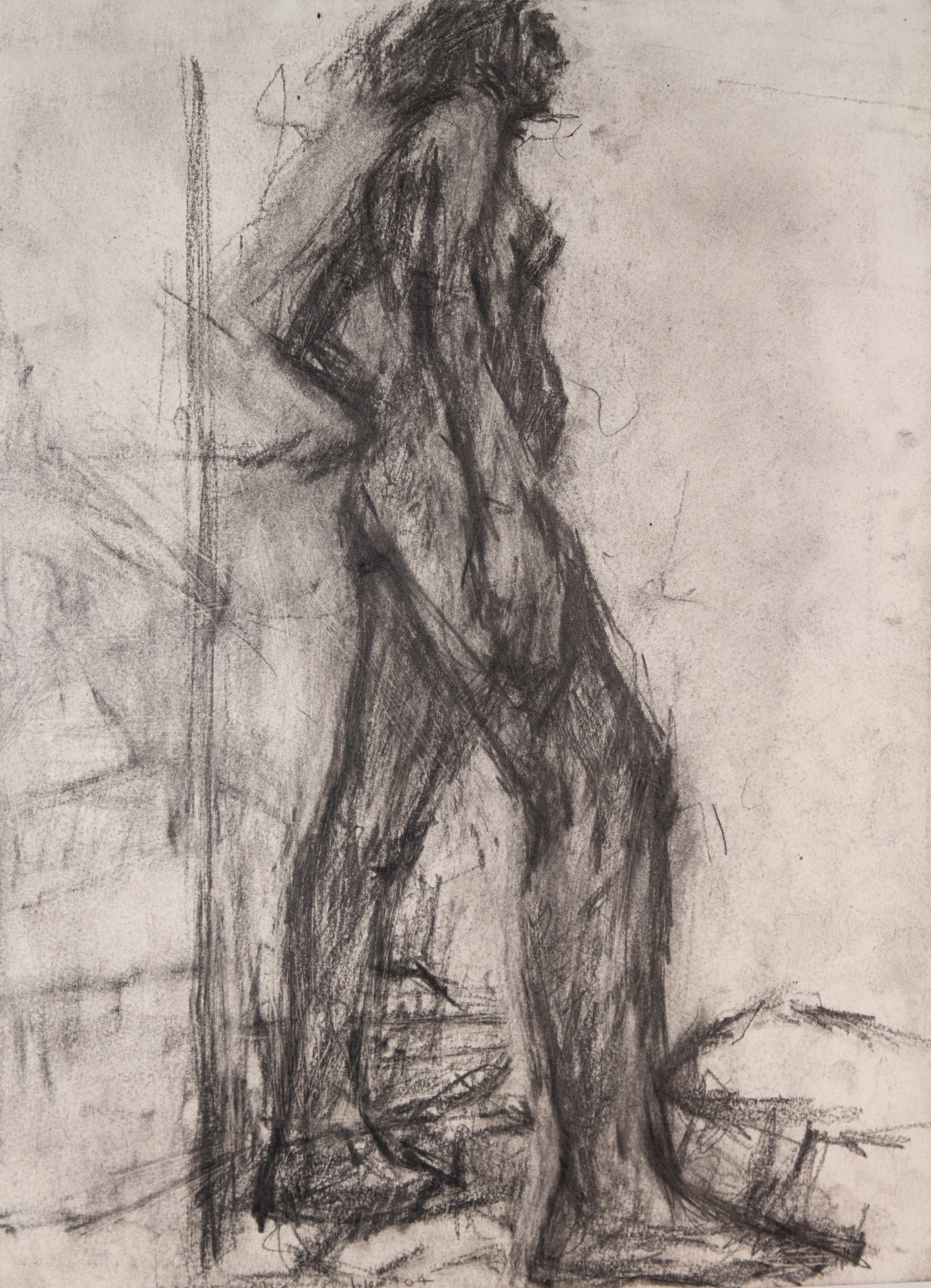 Fleur Elise Noble - Nude Standing