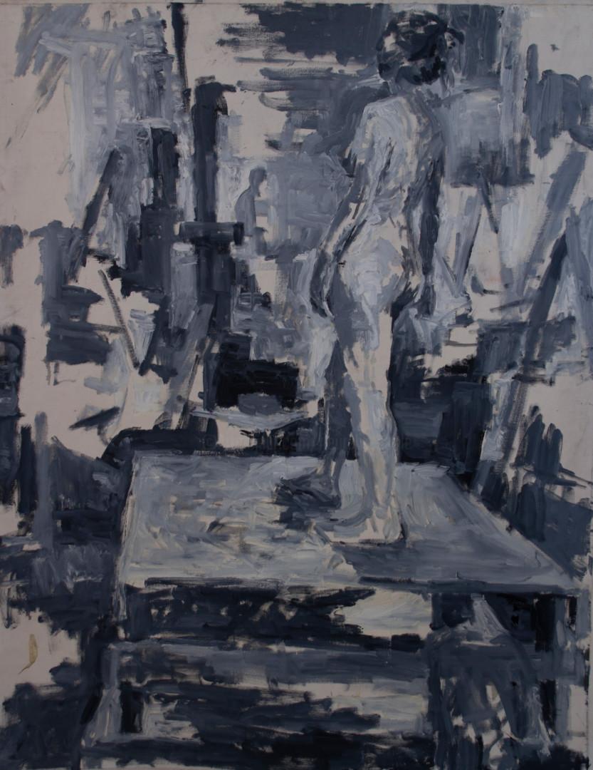 Fleur Elise Noble - Large Painting 2