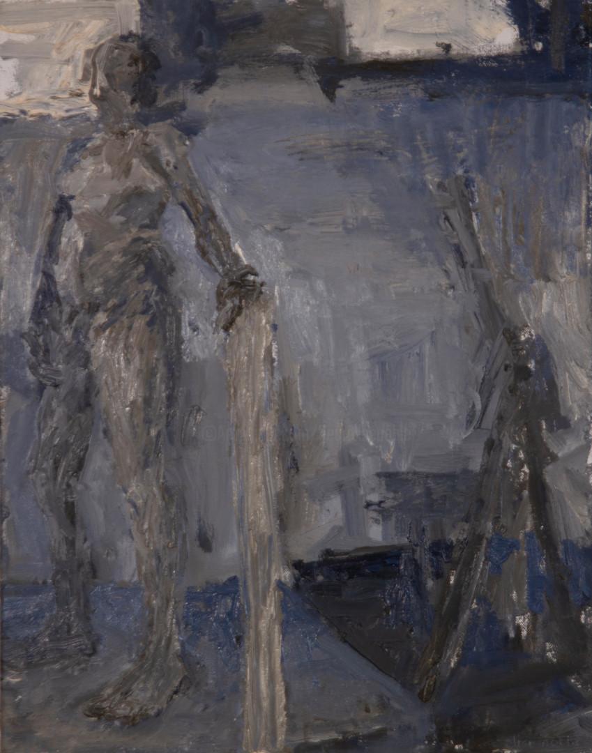 Fleur Elise Noble - Studio Painting 8