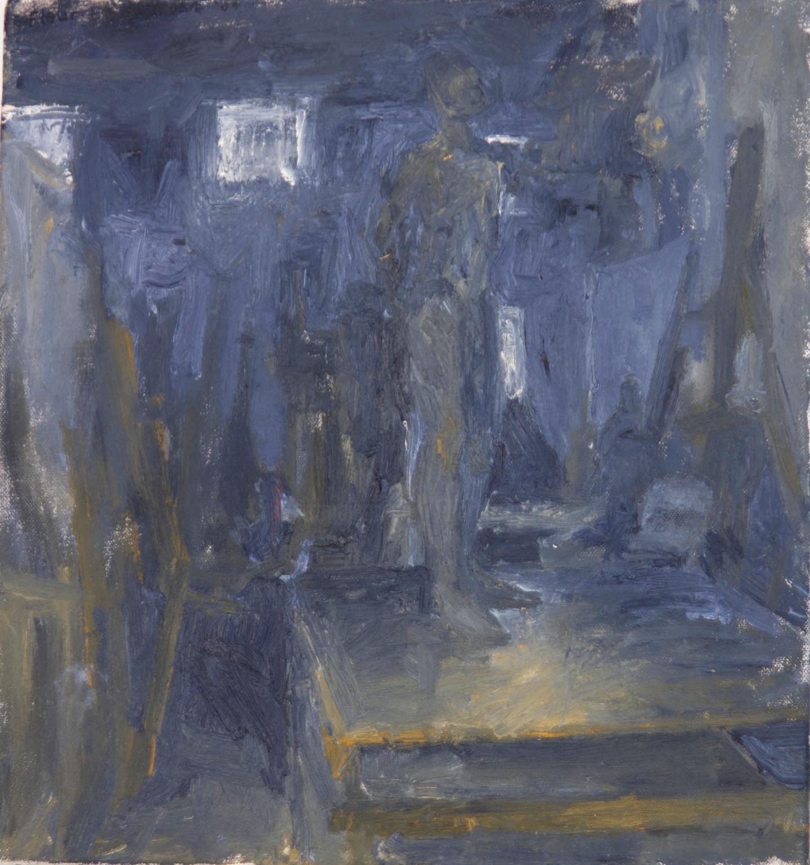 Fleur Elise Noble - Studio Painting 12