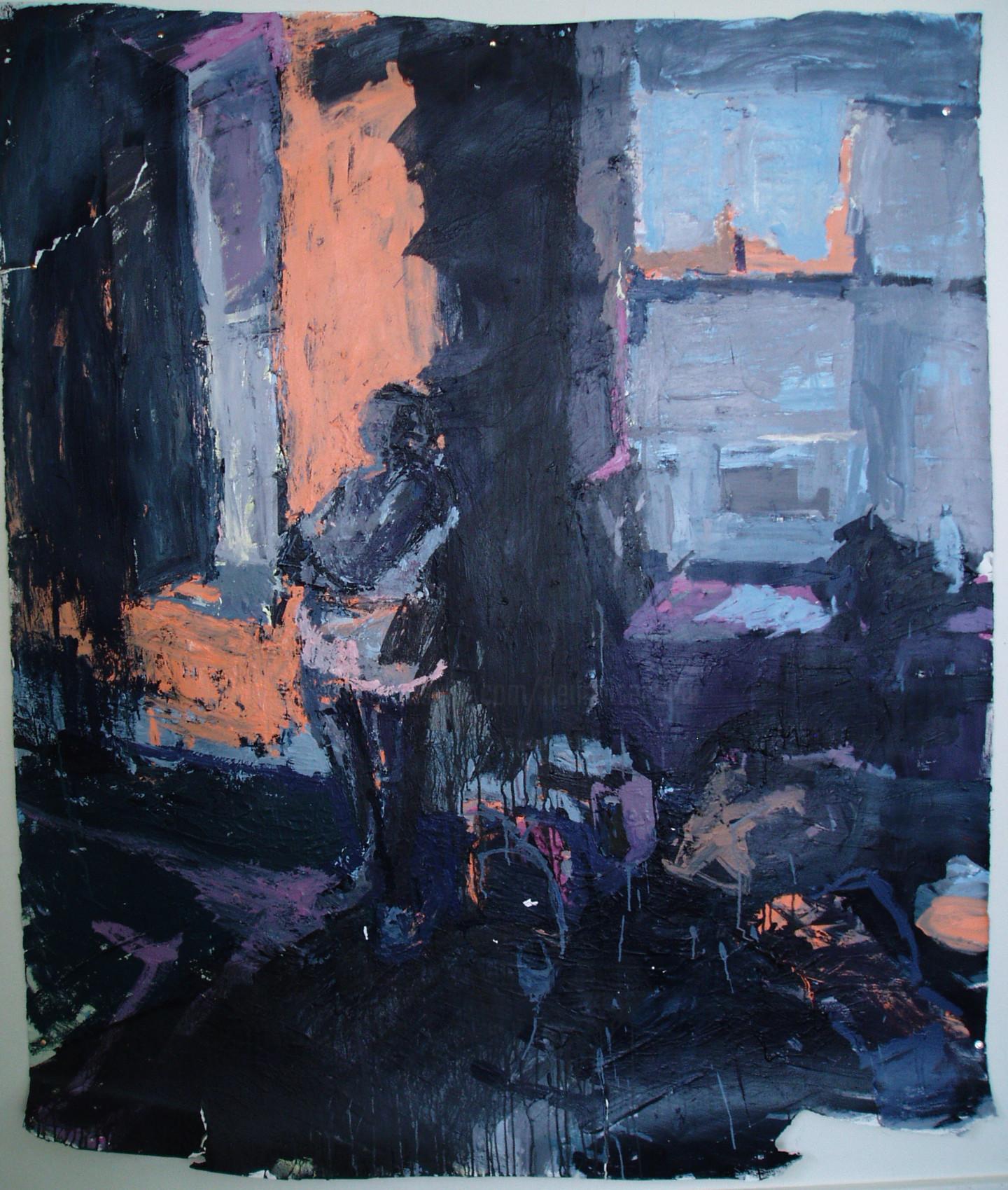Fleur Elise Noble - Shari Painting