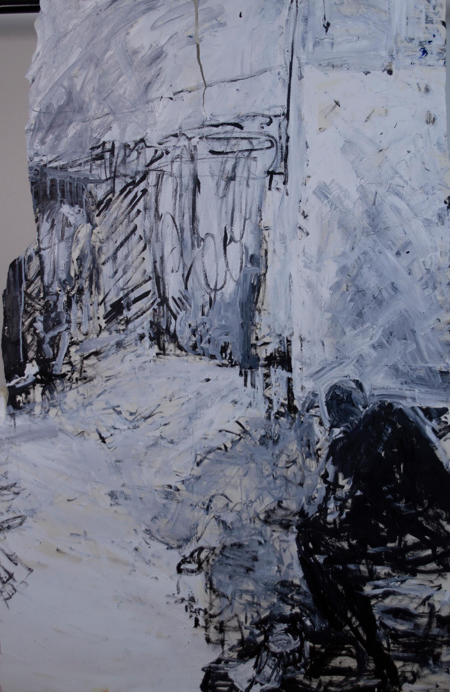 Fleur Elise Noble - Sketchy Painting