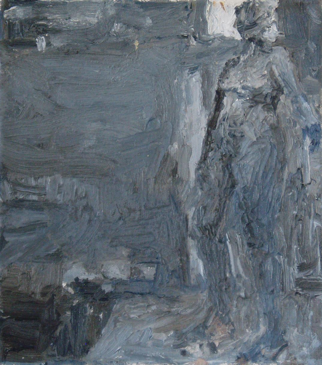 Fleur Elise Noble - Studio Painting 16