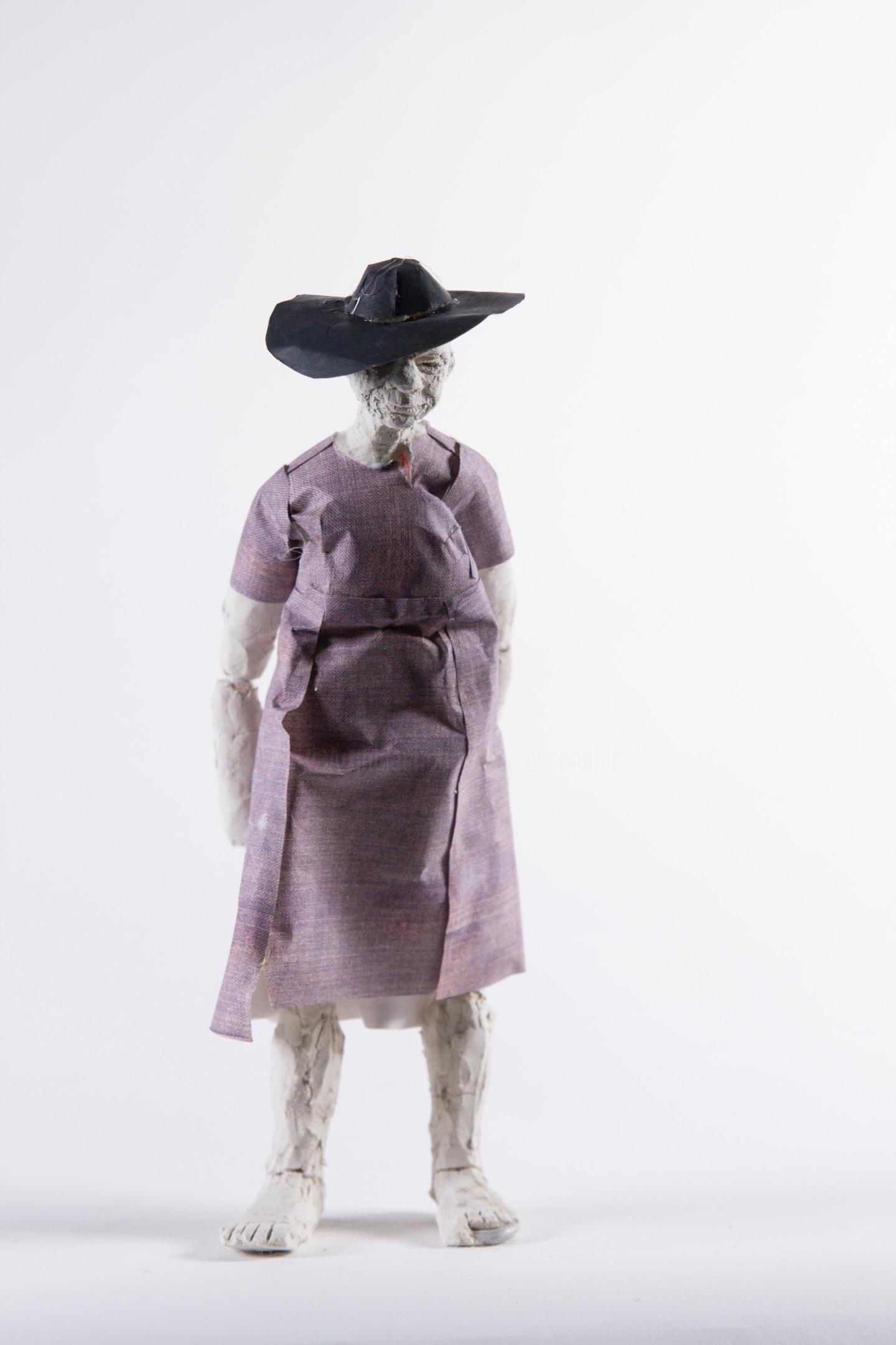 Fleur Elise Noble - Paper Puppet 9