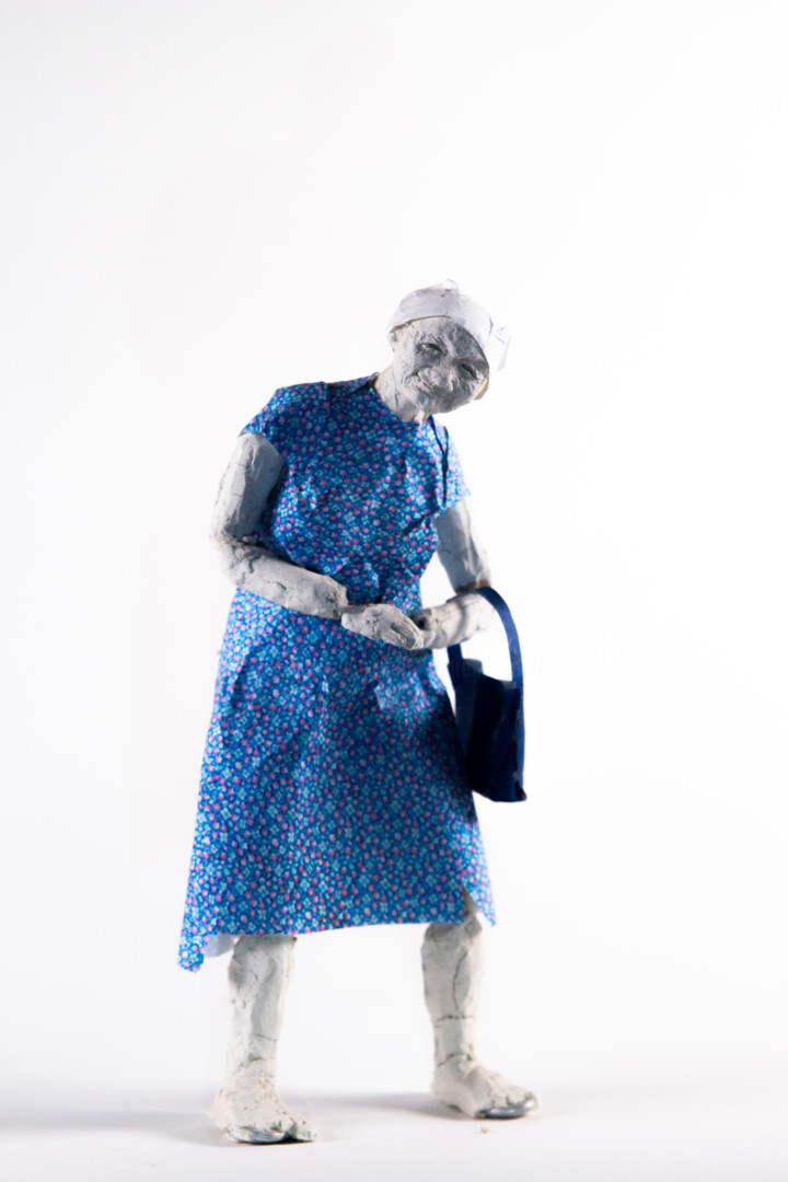 Fleur Elise Noble - Paper Puppet 18