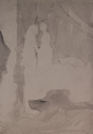 Watercolour Nudes 1