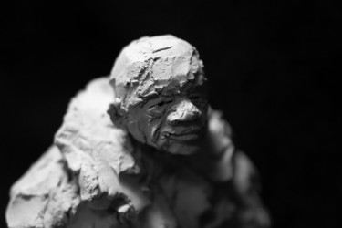 Clay face 29
