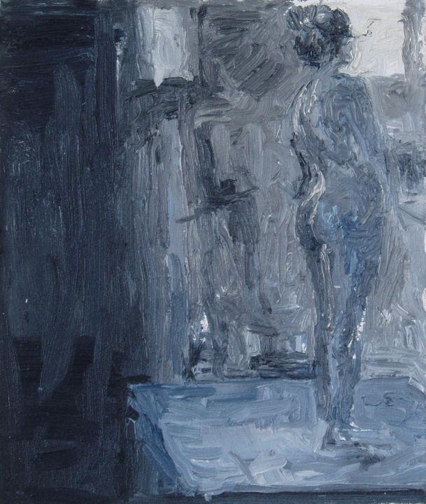 Fleur Elise Noble - Studio Painting 15